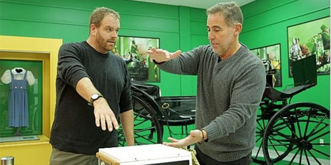 Exclusive preview: How Expedition Unknown's Josh Gates helped solve case of stolen ruby red slippers from The Wizard of Oz