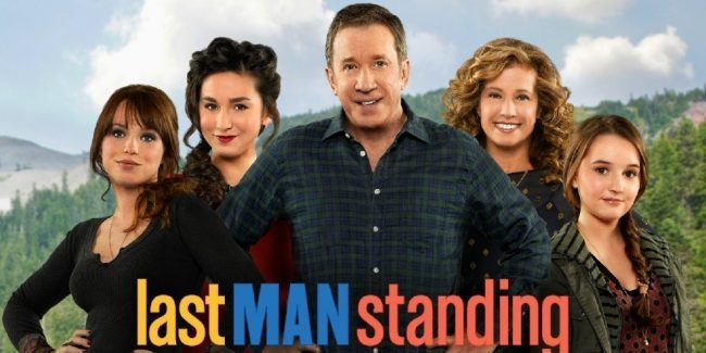 Last Man Standing fans can win a $25,000 'man cave makeover' in new sweepstakes