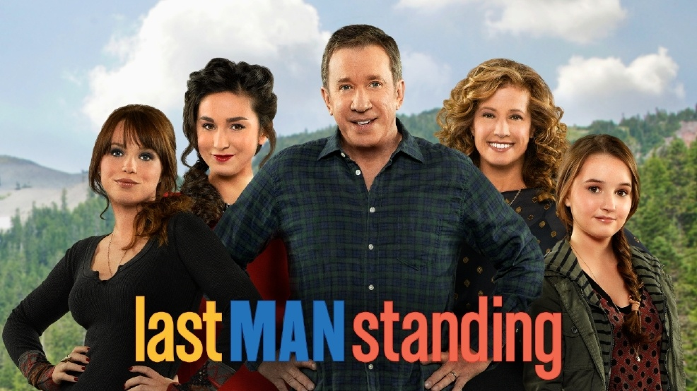 Last Man Standing Contest alert! Win a new mancave