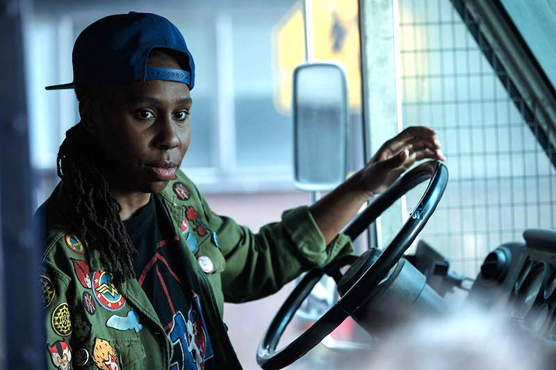 Lena Waithe as Aech in Ready Player One