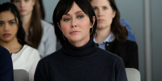 Shannen Doherty's frightening No One Would Tell is our Sunday TV movie pick