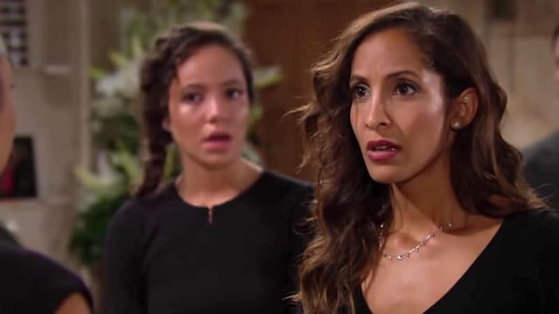 Lily on The Young and the Restless