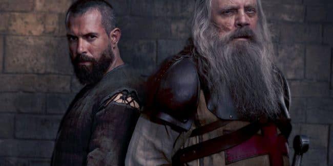 Meet Talus: Mark Hamill's 'battle-hardened' character revealed for Knightfall