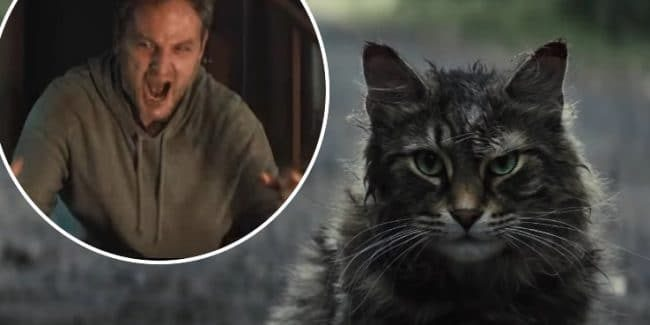 Scenes from the Pet Sematary trailer ahead of the release date