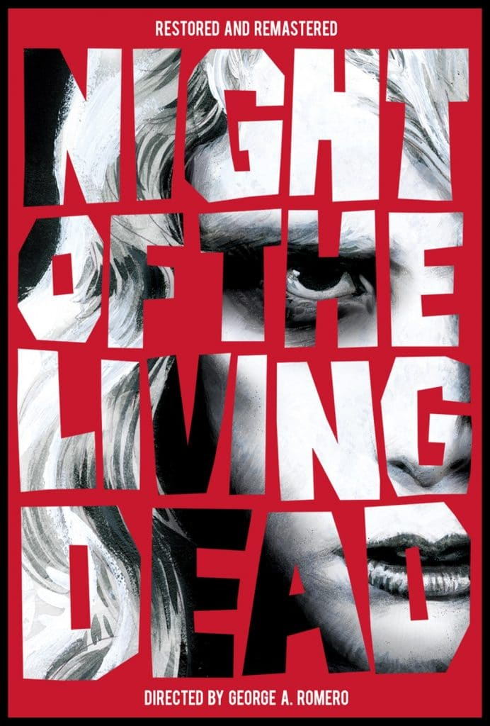 Night of the Living Dead is restored and ready for new audiences