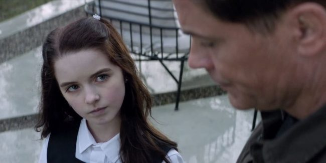 Rob Lowe's creepy The Bad Seed on Lifetime is our Sunday TV movie pick