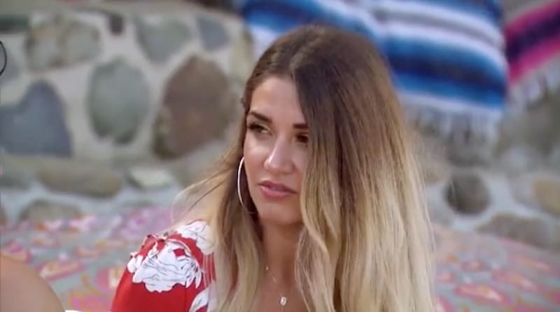 Shushanna Mkrtychyan on Bachelor in Paradise