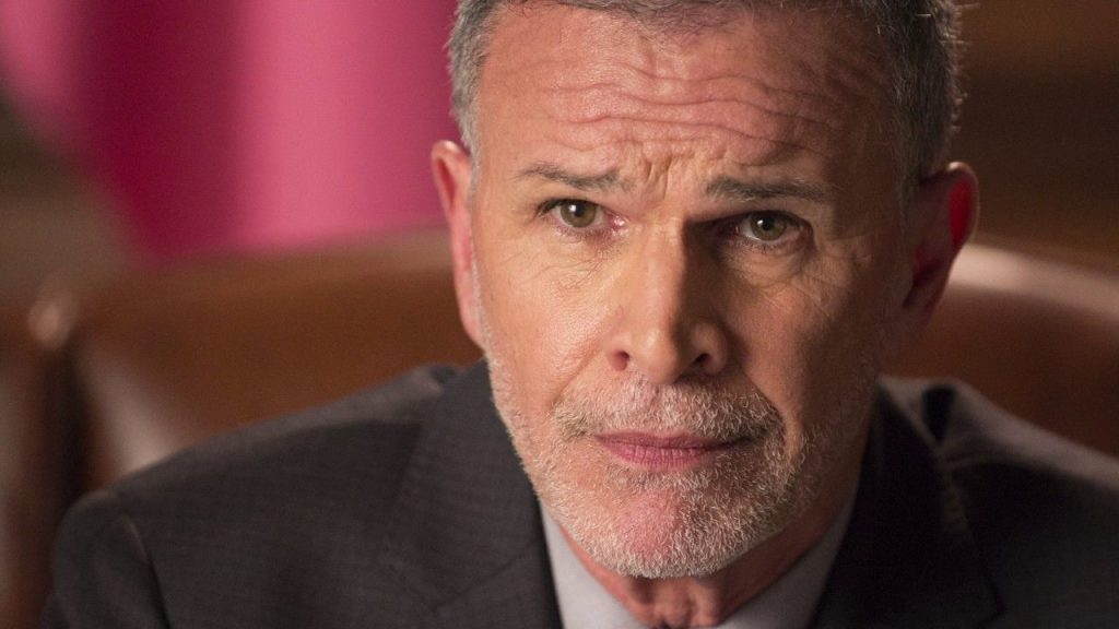 Tony Plana playing Devante on Mayans MC