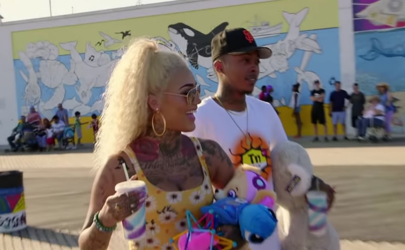Donna and Alex from Black Ink Crew bond in the Big Easy