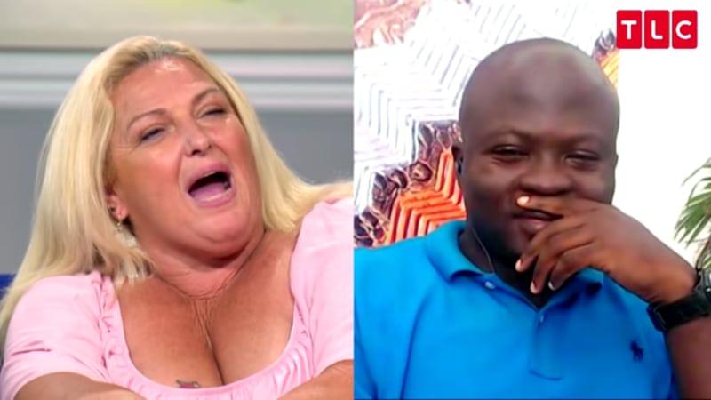 Angela Deem confronts Michael Ilesanmi