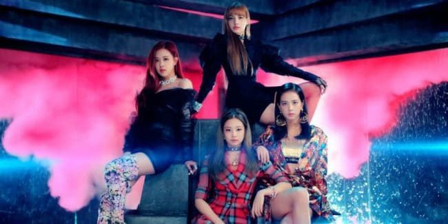 Black Pink in DDU-DU DDU-DU