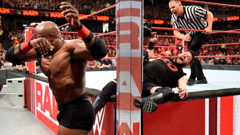WWE pulls expert double turn as Bobby Lashley turns bad and brutalizes Kevin Owens on Monday Night Raw