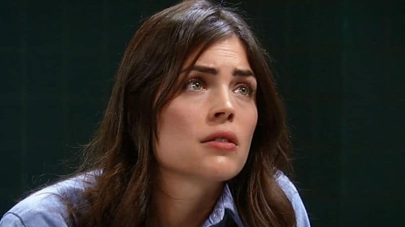 Kelly Thiebaud as Britt Westbourne on General Hospital