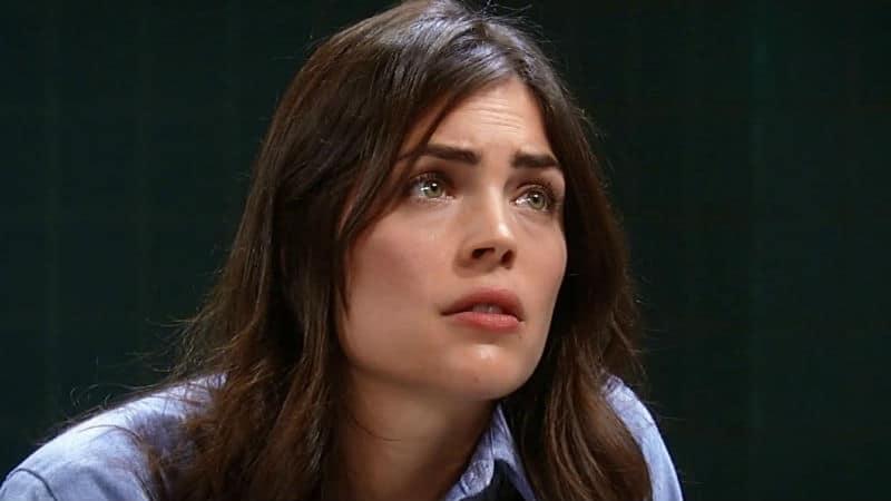 Kelly Thiebaud as Britt Westbourne on General Hospital