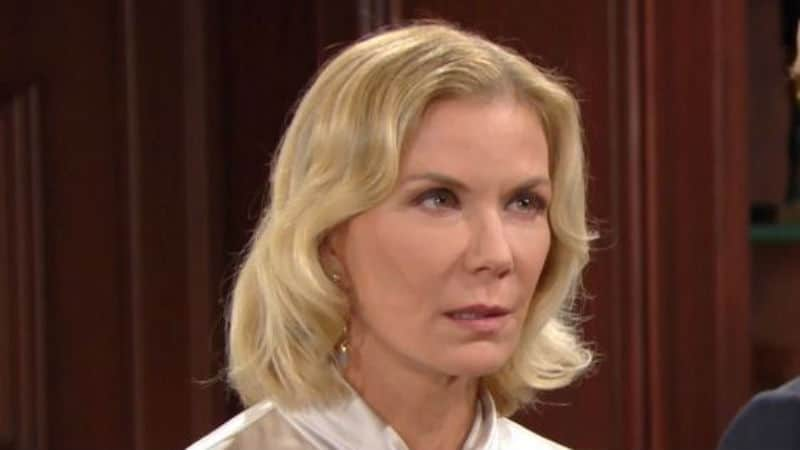 Katherine Kelly Lang as Brooke Logan on The Bold and the Beautiful