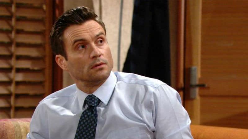 Daniel Goddard as Cane on The Young and the Restless
