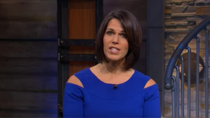 Dana Jacobsen engaged: CBS presenter reveals huge ring as boyfriend becomes fiance!