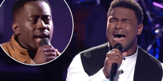 DeAndre Nico and Funsho on The Voice