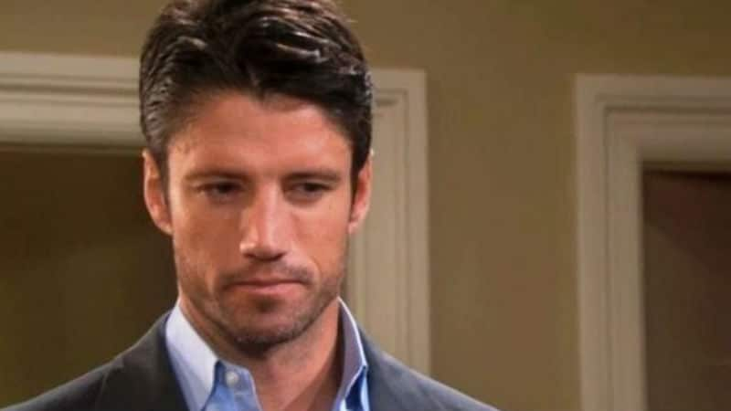 James Scott as EJ DiMera on Days of our Lives