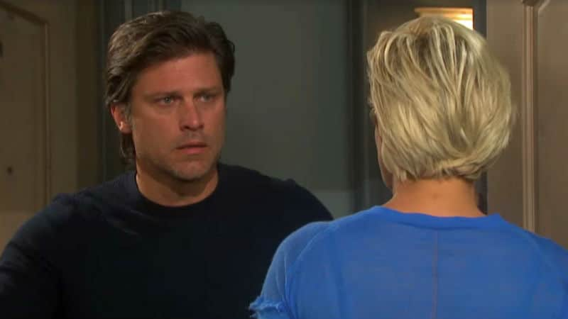 Greg Vaughan as Eric on Days of our Lives