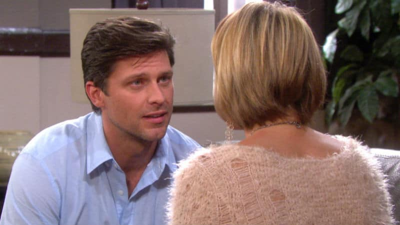 Eric finds Nicole on Days of our Lives
