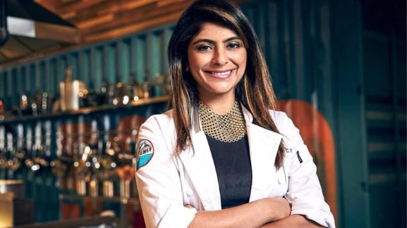 Fatima Ali of Top Chef