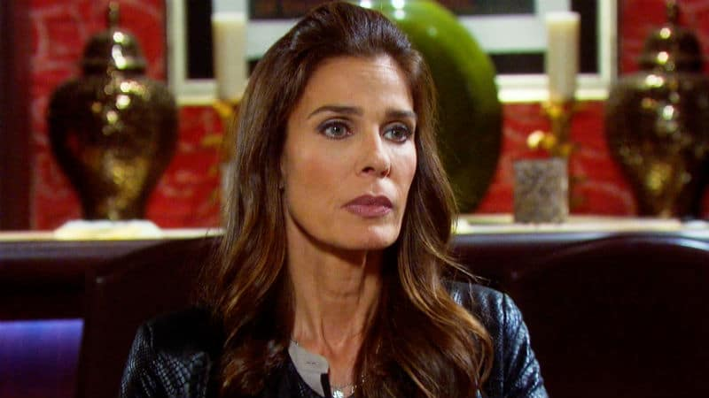 Kristian Alfonso as Hope Brady on Days of our Lives