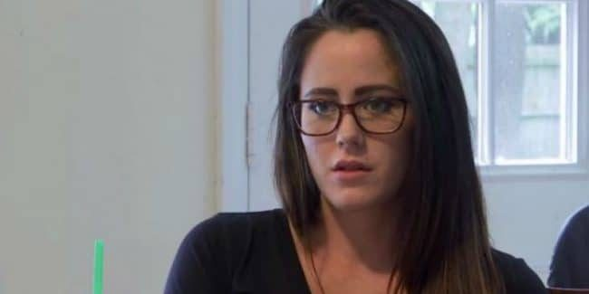 Jenelle Evans from Teen Mom 2