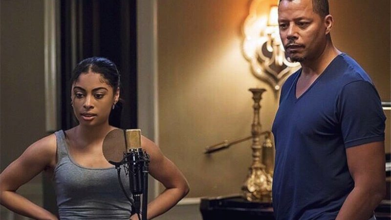 Katlynn Simone plays Treasure on Empire