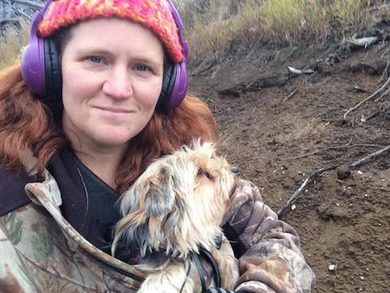 Kelli went on to become a nurse in Alaska with Shane's support. Pic credit: Discovery