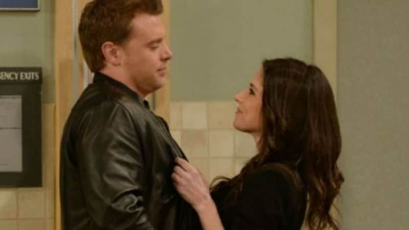 Kelly Monaco and Billy Miller as Sam and Drew on General Hospital