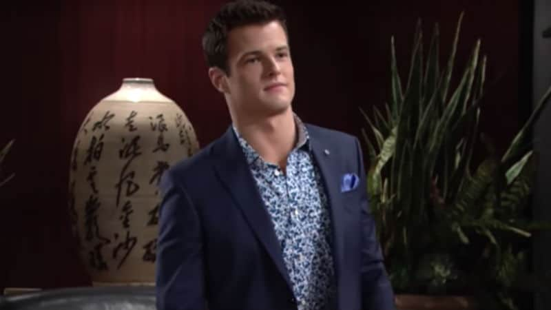 Michael Mealor as Kyle Abbott on The Young and the Restless