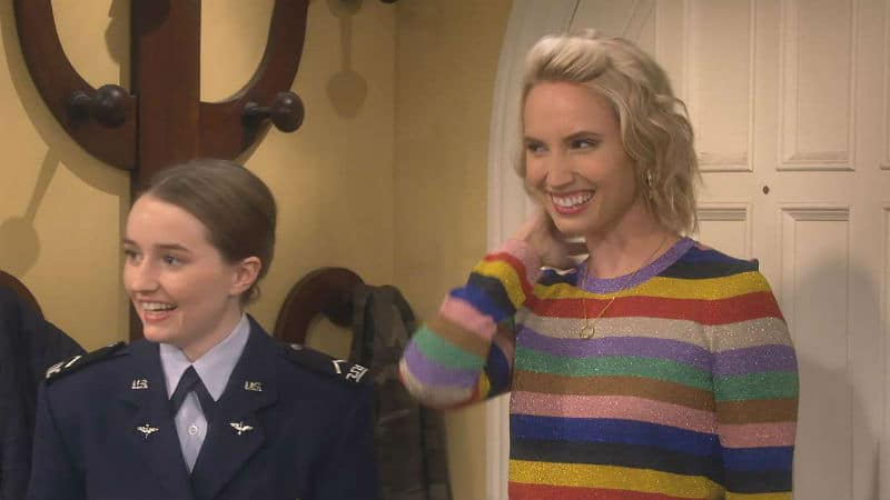 Molly McCook as Mandy Baxter on Last Man Standing