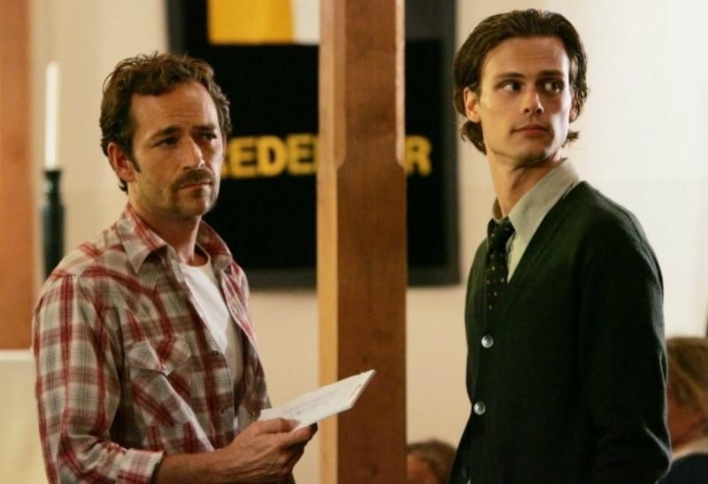 Luke Perry on Criminal Minds: BAU brings back Benjamin Cyrus