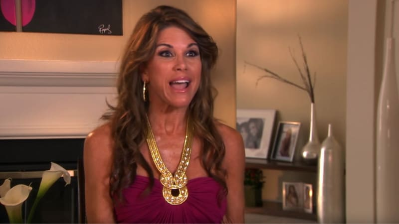 Lynne Curtin on The Real Housewives of Orange County