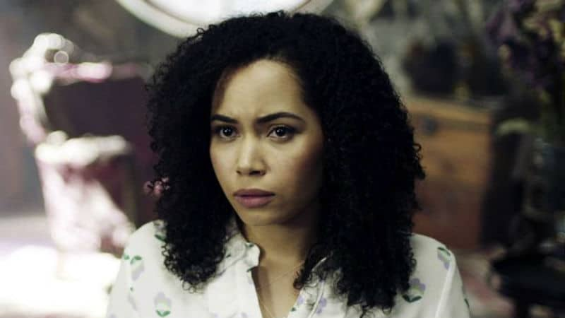 Madeleine Mantock as Macy Vaughn on Charmed