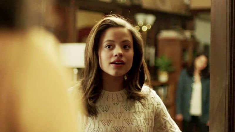 Sarah Jeffery as Maggie Diaz on Charmed