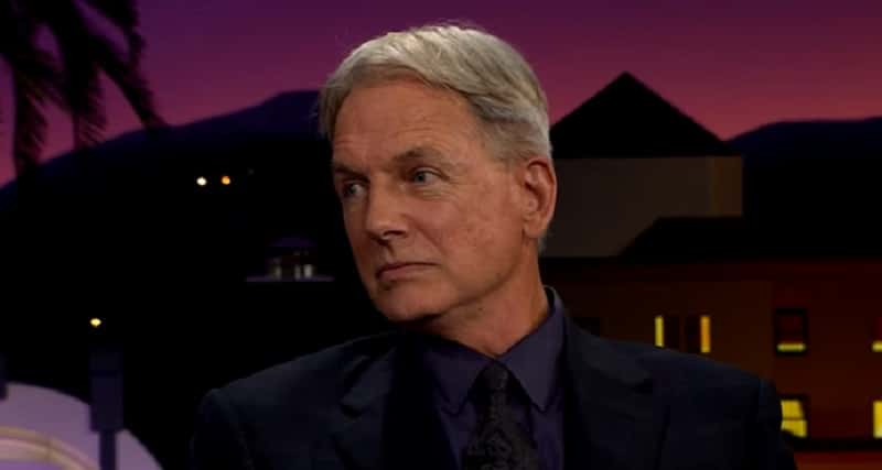 Mark Harmon plays Gibbs on NCIS