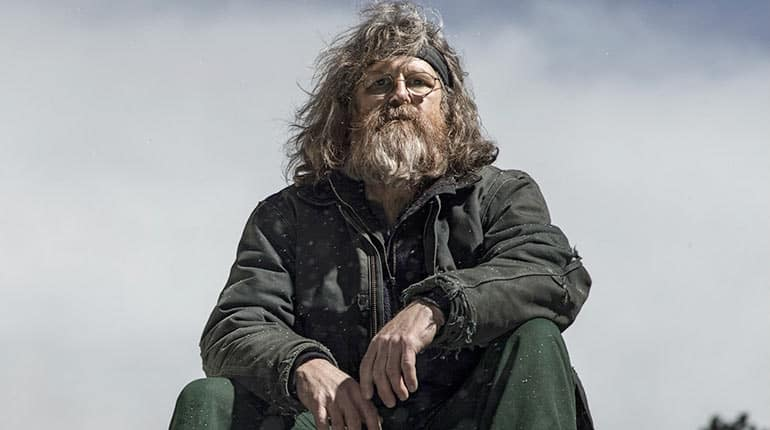 Marty Meierotto from Mountain Men