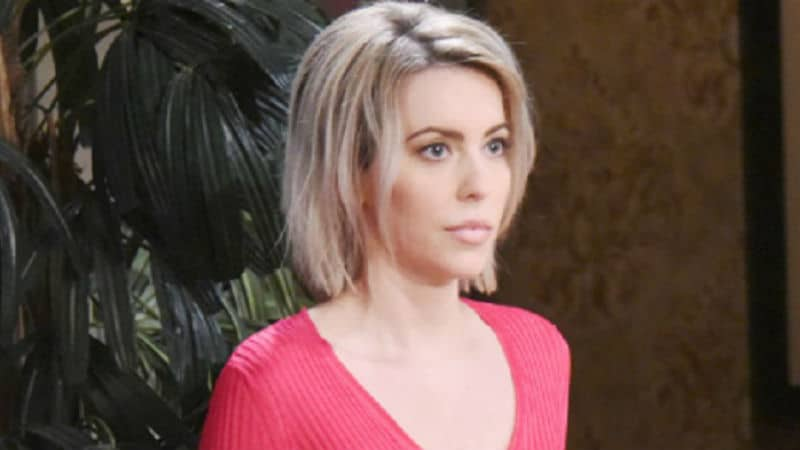 Farah Fath as Mimi on Days of our Lives