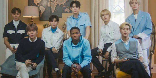 Monsta X and Gallant