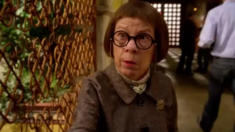 Linda Hunt as Hetty Lange on NCIS: Los Angeles. Pic credit: CBS