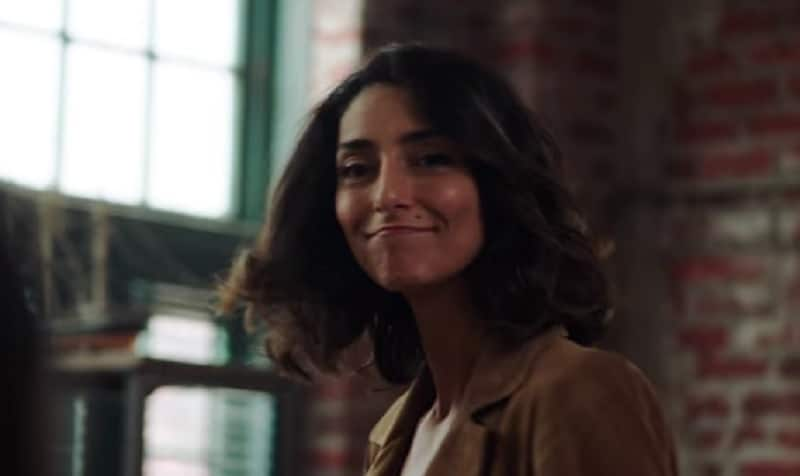 NecarZadegan as Special Agent Hannah Khoury on NCIS: New Orleans