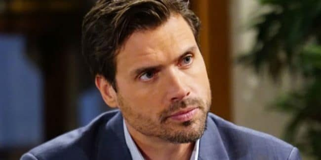 Joshua Morrow as Nick Newman on The Young and the Restless