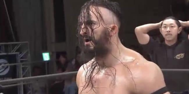 Ex-WWE star Neville makes in-ring return at Dragon Gate