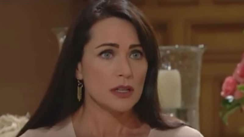 Rena Sofer as Quinn on The Bold and the Beautiful