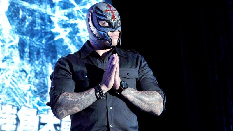 WWE news: Rey Mysterio return match announced for next week's SmackDown Live