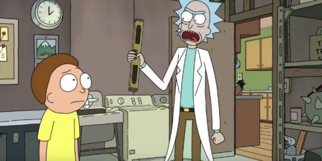 Rick and Morty Season 4 Adult swim