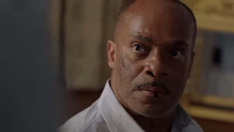 Rocky Carroll as Director Vance on NCIS