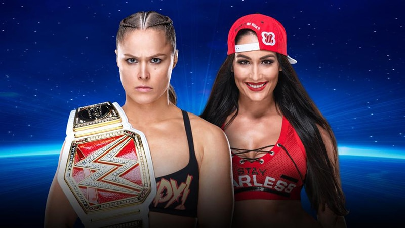 WWE Evolution is NOT canceled: It's just the VIP Lounge event